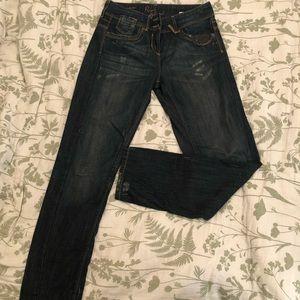 "River Island ""Boyfriend"" style jeans size 10-R(36)"